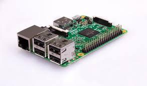 Imaxe dunha Raspberry Pi 3