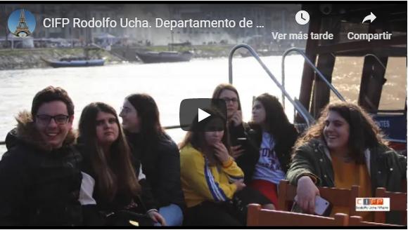 Vídeo da Viaxe a Ourense, Oporto e Guimaraes.