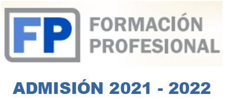 Admisión 2021-2022